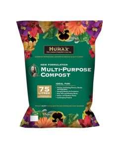 Humax Multi Purpose Compost - 75ltr
