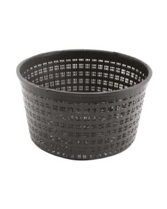 Large Round Fine Mesh Planting Crate - Single