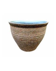 Decorative Bell Planter - Beige 16ltr