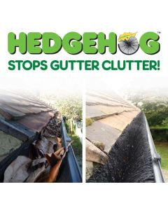 Hedgehog Gutter and Drain Brush