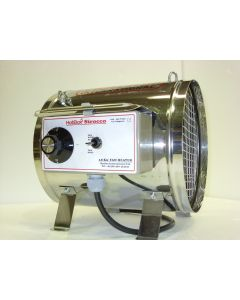 Hotbox Sirocco - Dual Output Fan Heater