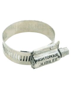 "Stainless Steel Worm Drive Clip - Hose Size: 18mm - 25mm (¾"")"