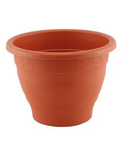 9ltr Terracotta Greek Bell Planters