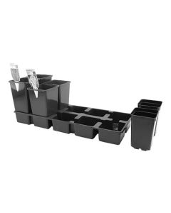 Polypropylene Tray for Extra Deep Square Pots