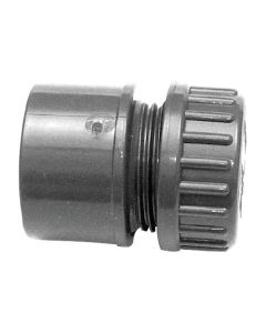 """20mm x ½"""" Stop End Set - PVC Pipe Fittings"""