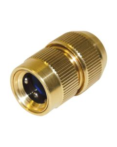 """¾"""" Hose End Connector - Hose Fittings"""