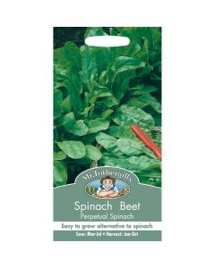 Mr Fothergills Herb Seeds - Spinach Beet Perpetual Spinach Seeds