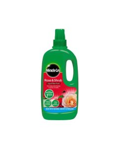 Miracle Gro Roase & Shrub Concentrated Liquid Plant Food - 1ltr