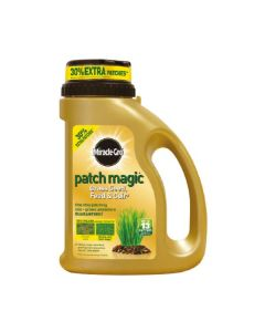 Miracle Gro Patch Magic Grass Seed Feed & Coir