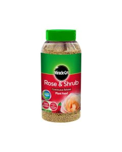 Miracle Gro Roase & Shrub Continuous Release Plant Food - 1kg
