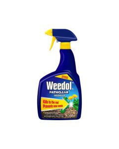 Weedol PS Pathclear Weedkiller Spray - 1ltr
