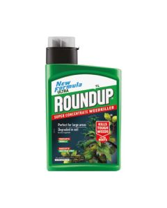 Roundup Ultra Weedkiller 1ltr