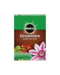 Miracle Gro Growmore Garden Plant Food Mix - 1.5kg