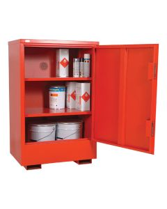 1200mm x 580mm x 155mm Flamstor Cabinet