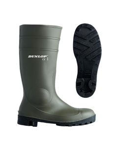 Dunlop Safety Wellingtons - Size 4 to 11