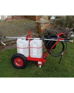 50ltr Compact Trolley Sprayer with Lance