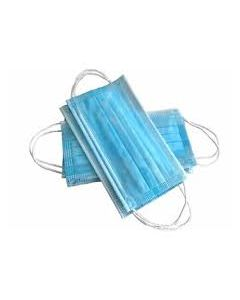 Surgical 3ply Face Mask (50 Per Box)