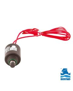 24v AC Solenoid Valve (Coil Only) Red