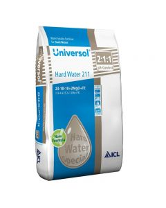 ICL Universal Hardwater 211 Fertilisers 25kg