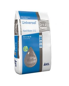 ICL Universal Hardwater 212 Fertilisers 25kg