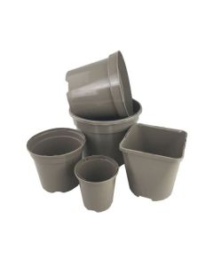 Aeroplas Recyclable Container Pots - Taupe