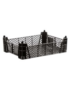 Mesh Stacking Crate (400 x 300 x 110mm)