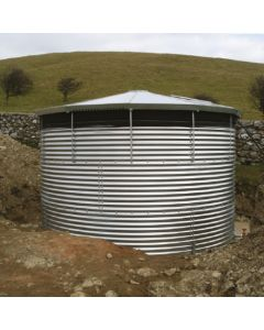 Steel Sectional Cover To Fit Tank: 3.65m x 1.52m