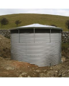 Steel Sectional Cover To Fit Tank: 3.65m x 2.28m