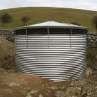 Steel Sectional Cover To Fit Tank